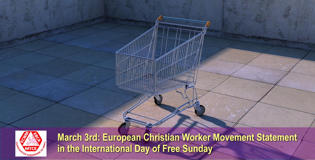 ECWM - European Christian Worker Movement - Home